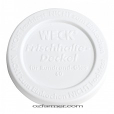 40mm Extra Small Keep Fresh Snap On Lid for Weck Jars BPA FREE