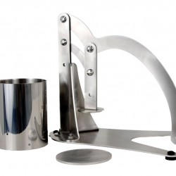Stainless Steel Dutch Cheese Press