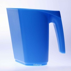 Stand up Feed Scoop Plastic Jug