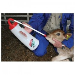 Calf Speedy Drencher Complete Stomach Feeder: Farming Supplies