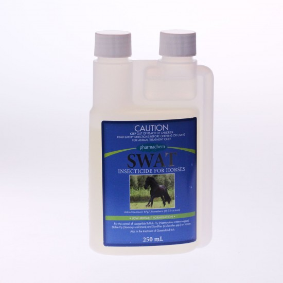 Swat Insecticide For Horses for Nuisance and Biting Flies