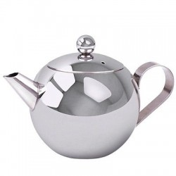Teaology Stainless Steel Teapot with Infuser 950ml