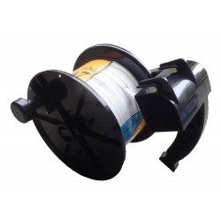 Thunderbird Reel with 200m of white tape