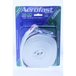 Tow rope 50mm x 4m  Aerofast 4,000kg break strength