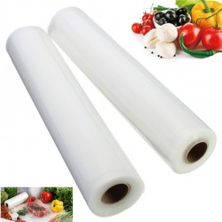 Vacuum Sealing Rolls  Ezi Vac 20cm x 6m - 2 Pack That's 12m in total!
