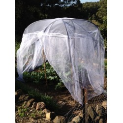 Veggie Saver Vegetable Garden Net
