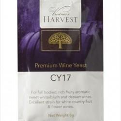 Wine Yeast CY17 Sweet White Blush And Dessert Wines