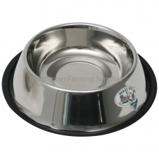 Pet Bowl Stainless Non-tip