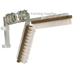 Pig/Calf Scratching Brush