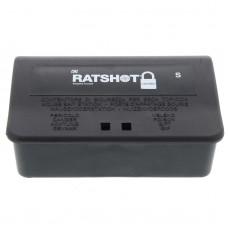 Rat shot Rodent Kill Bait Station Locked