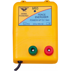 7.5km Mains Electric Fence Energiser