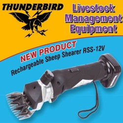 Thunderbird Rechargeable Sheep Shears