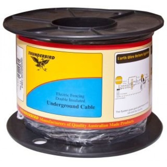 Underground Cable for Electric Fence Heavy Duty 2.5mm