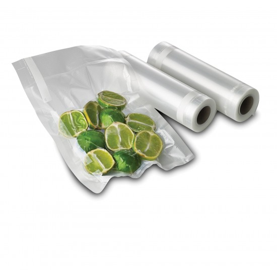 Sunbeam Foodsaver 2 x 20cm Rolls Vacuum Sealer Accessory